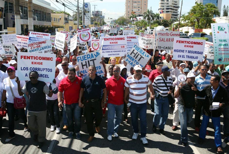 Santo Domingo, Repubblica Dominicana (Epa/Barria)