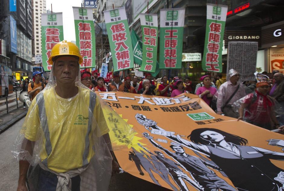 Hong Kong, Hong Kong (Reuters/Siu)