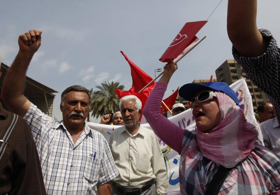 Baghdad, Iraq (Reuters/Amen)