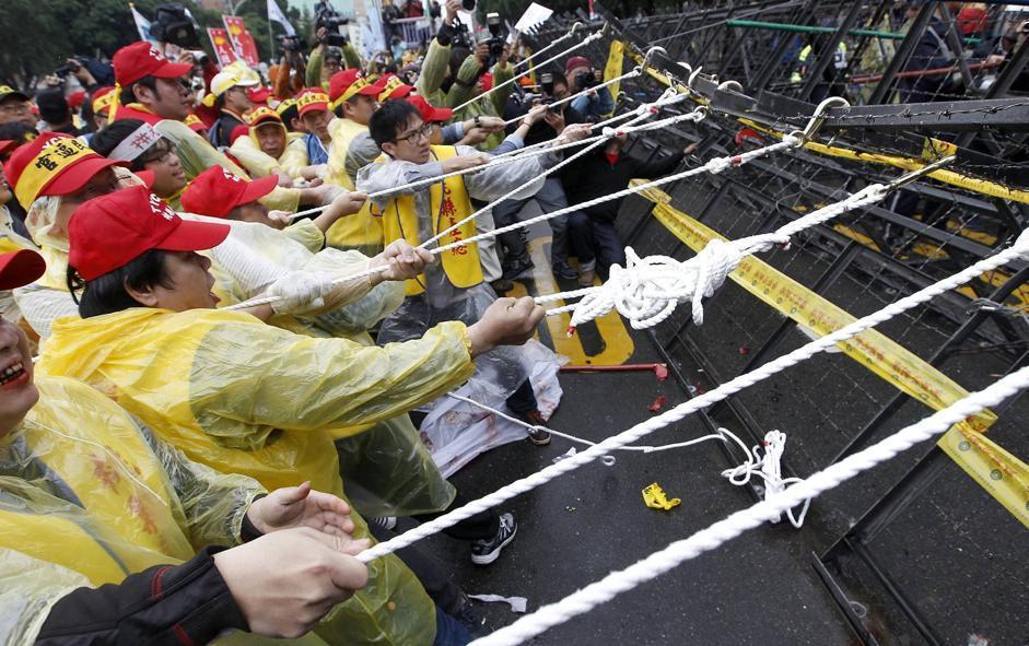 Taipei, Taiwan (Reuters/Chuang)