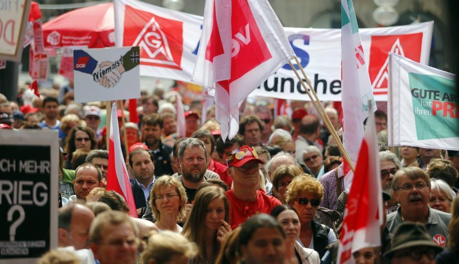 Monaco di Baviera, Germania (Reuters/Dalder)