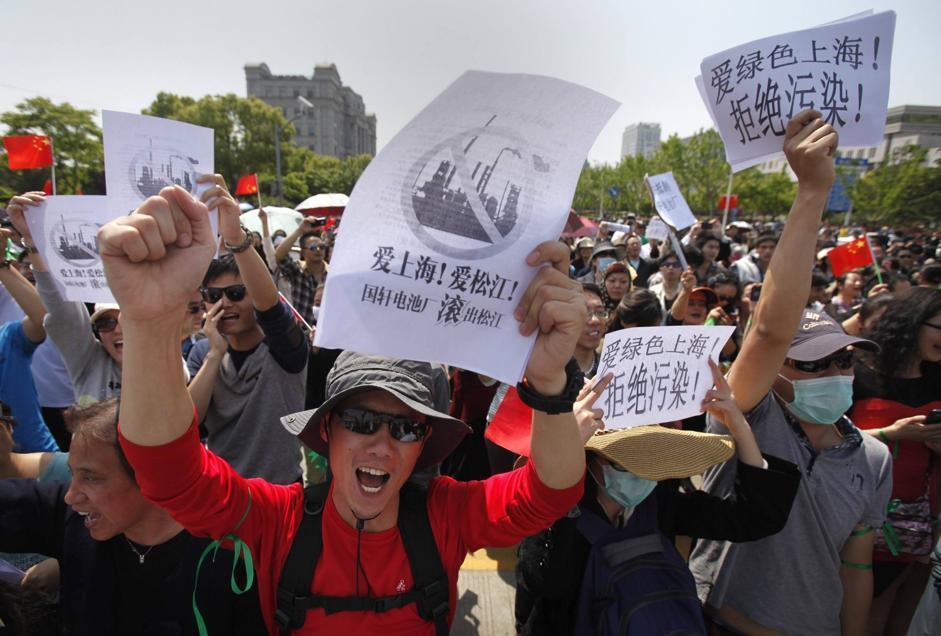 Shanghai, Cina (Reuters/Barria)