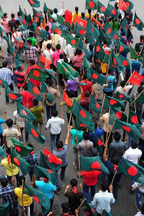 Dhaka, Bangladesh (Afp/Zaman)