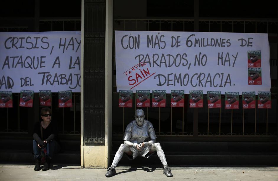 Siviglia, Spagna (Reuters. Del Pozo)