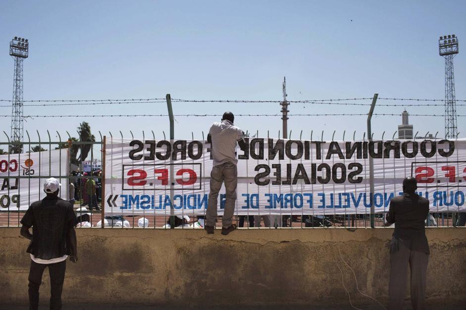 Dakar, Senegal (Reuters/Penney)
