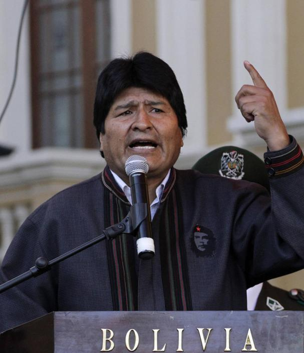La Paz, Bolivia (Reuters, Mercado)