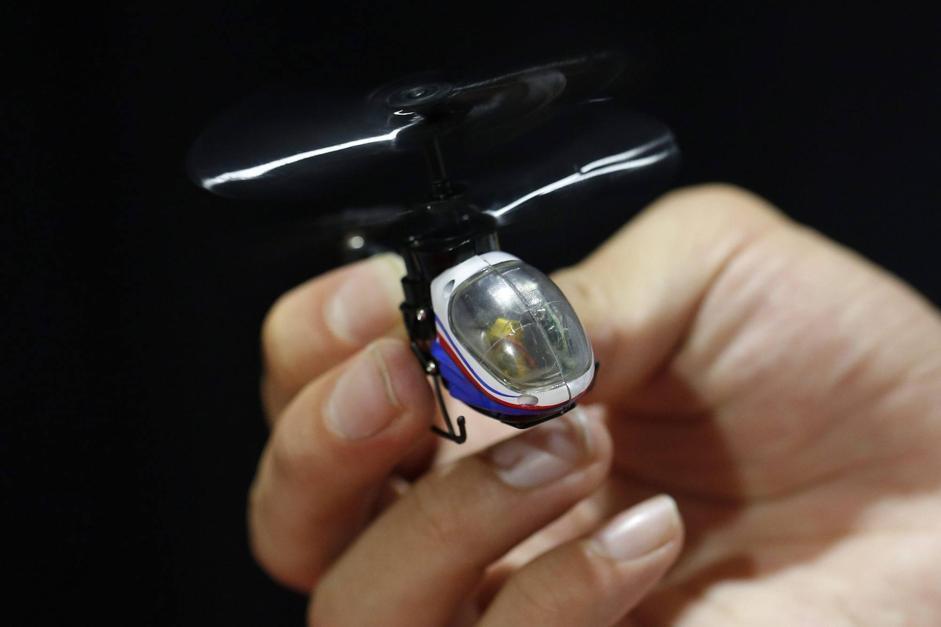 Elicottero Animale : Tokyo l elicottero più piccolo del mondo è un gioco