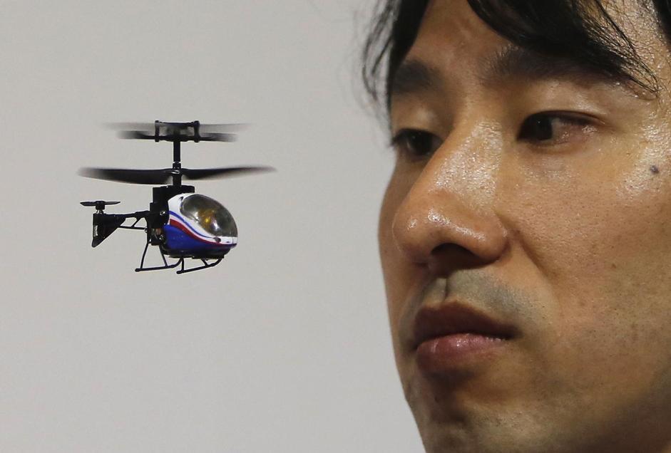 Elicottero Piccolo : Tokyo l elicottero più piccolo del mondo è un gioco