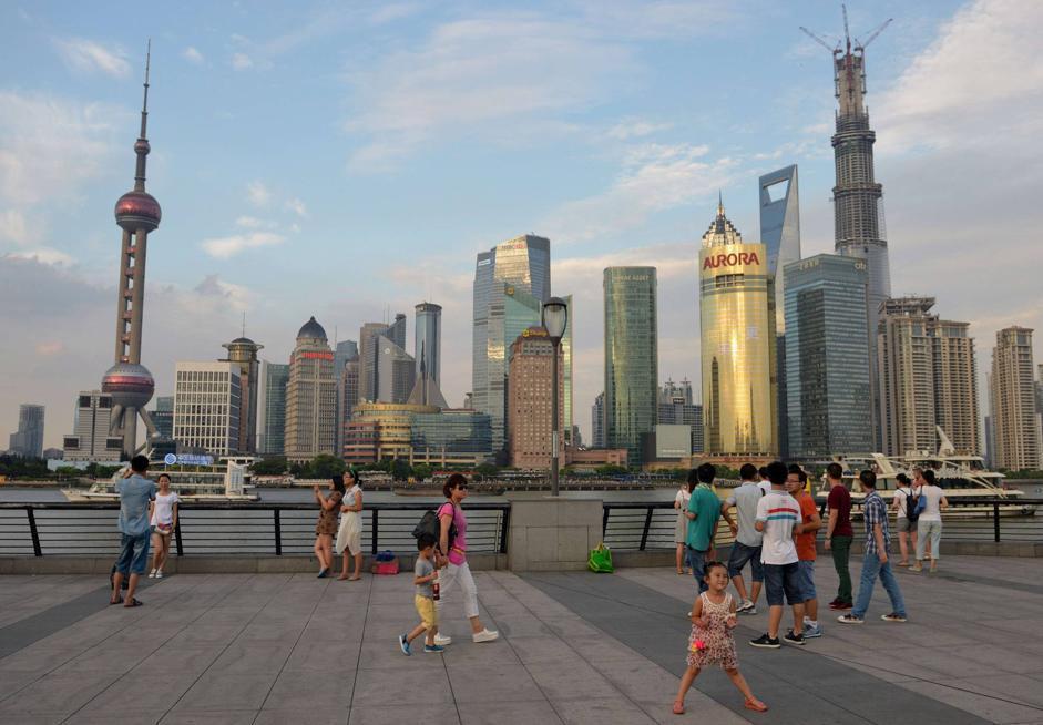 Il grattacielo pi alto della cina for Grattacielo piu alto del mondo