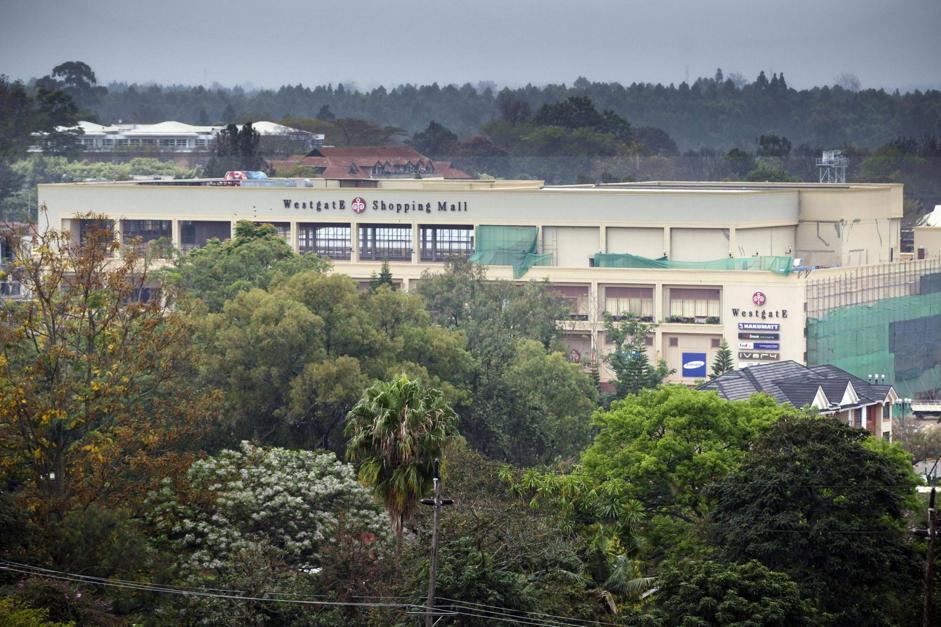 Il Westgate shopping mall (Epa/Kurokawa)