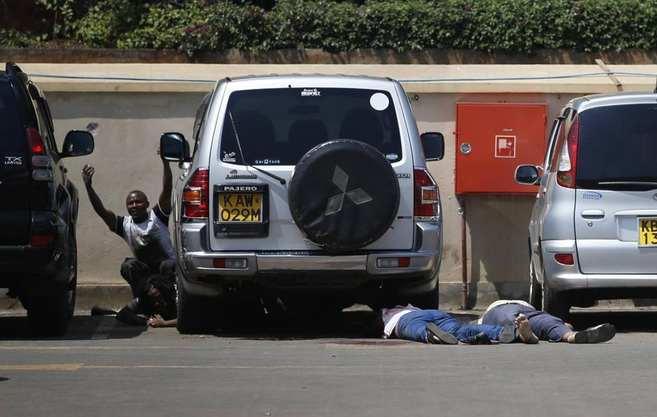Due sopravvissuti e altri due morti nel parcheggio (Ap/Azim)