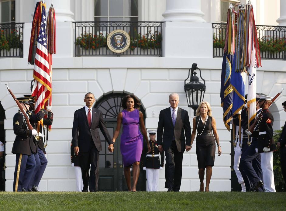 Obama commemora l 39 11 settembre for Interno della casa