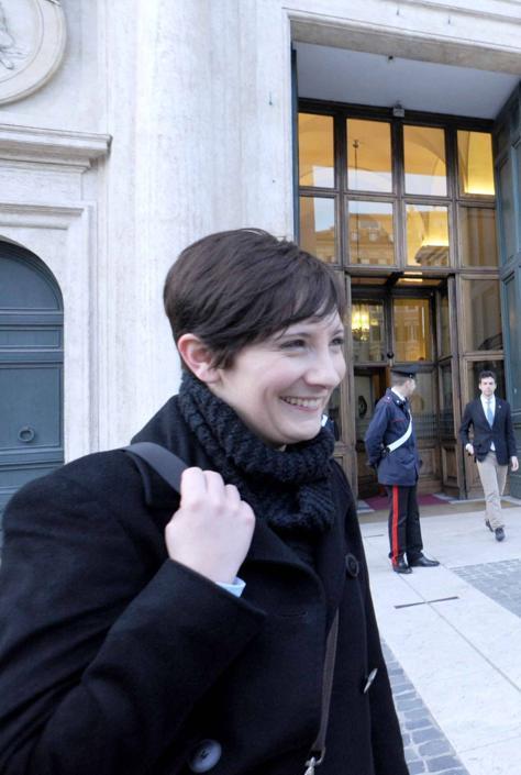 Miriam Cominelli (Pd) (Stefano Cavicchi)
