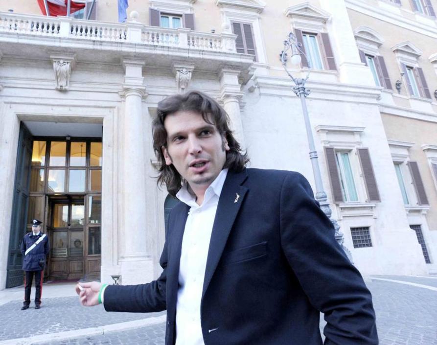 Cristian Invernizzi (Lega) (Stefano Cavicchi)
