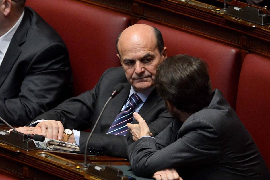 Pierluigi Bersani (Imagoeconomica)