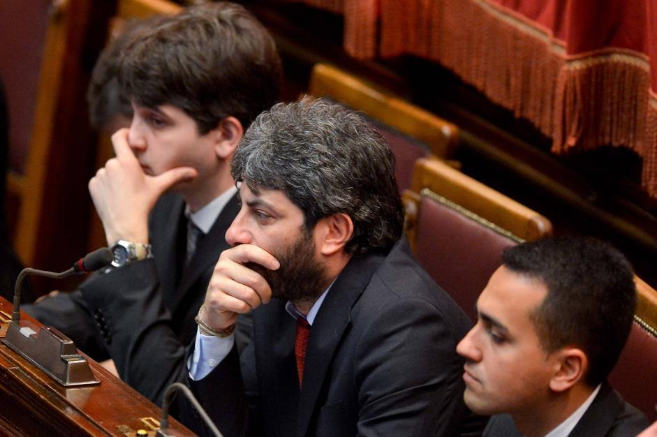 Roberto Fico (Daniele Scudieri/Imagoeonomica)
