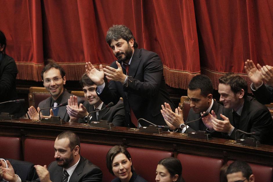 Roberto Fico (Giuseppe Lami/Ansa)