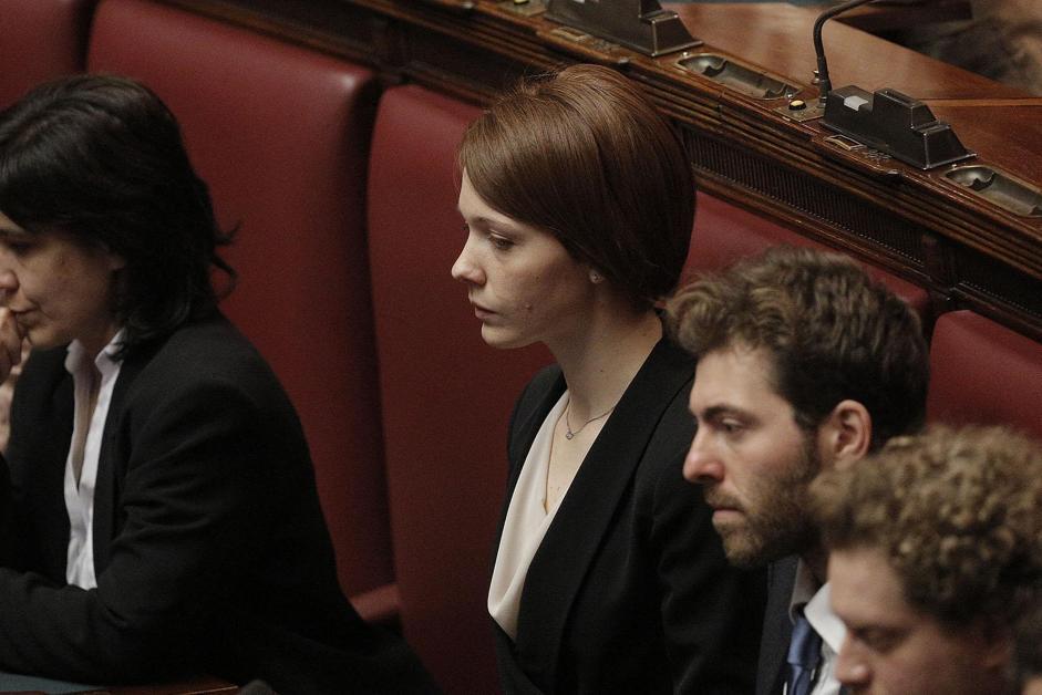 Marta Grande (M5S) (Giuseppe Lami/Ansa)