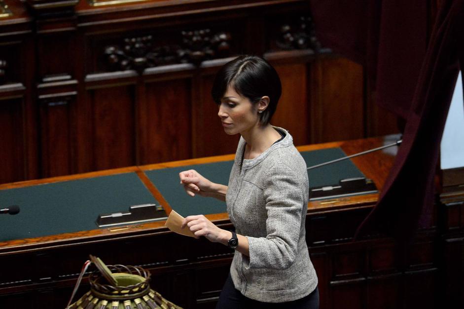 Mara Carfagna (Daniele Scudieri/Imagoeconomica)