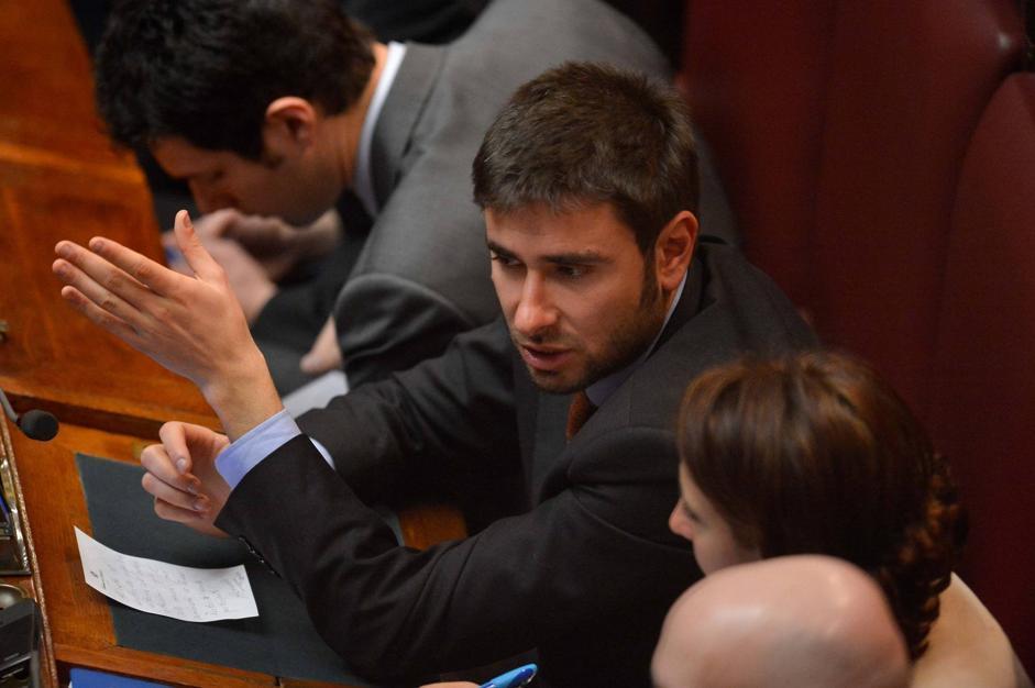 Alessandro Di Battista (Daniele Scudieri/Imagoeconomica)