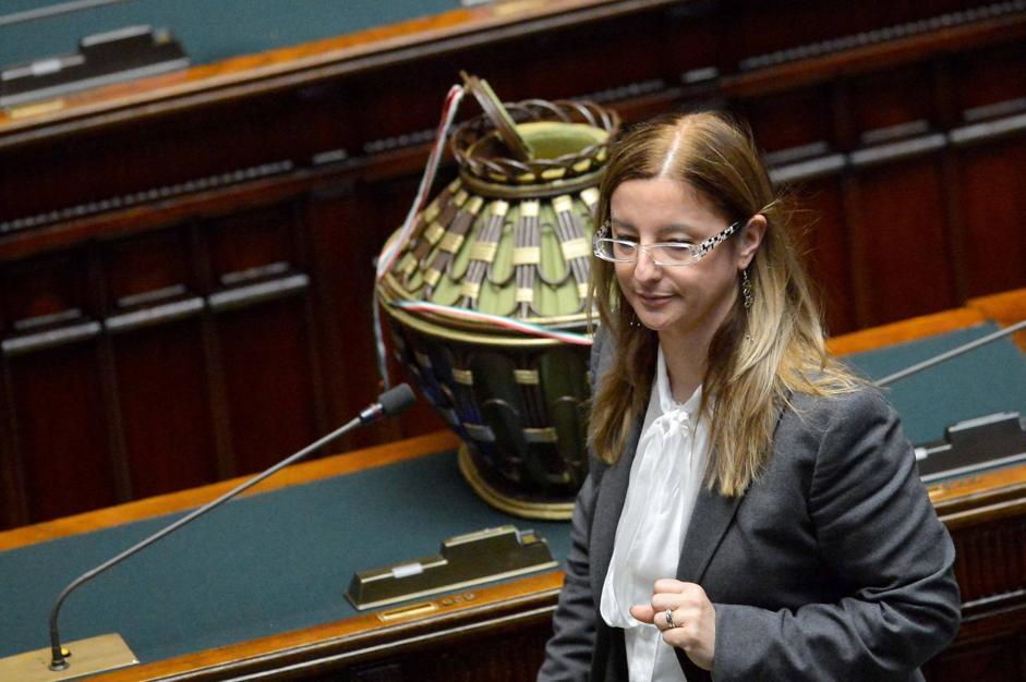 Roberta Lombardi (Daniele Scudieri/Imagoeconomica)