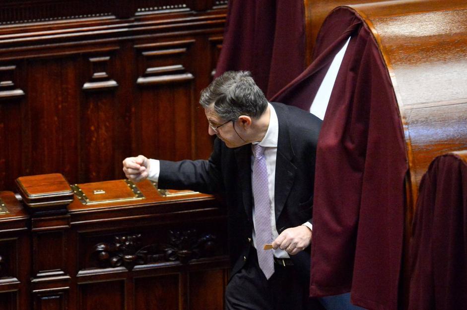 Giampaolo Galli (Daniele Scudieri/Imagoeconomica)