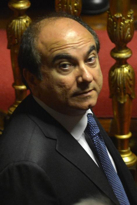 Domenico Scilipoti (Alberto Lingria/Afp)
