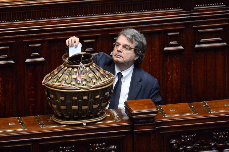 Renato Brunetta (Daniele Scudieri/Imagoeconomica)