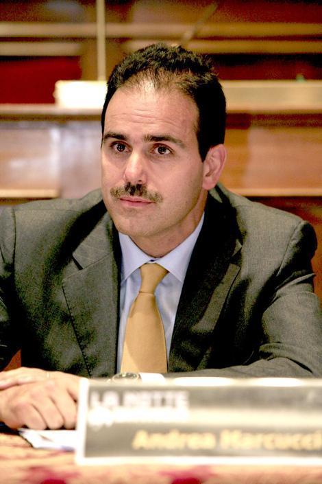 L'imprenditore Andrea Marcucci, del Partito democratico, presiede la commissione Cultura: era già membro nella passata legislazione (Eidon/Fabiano)