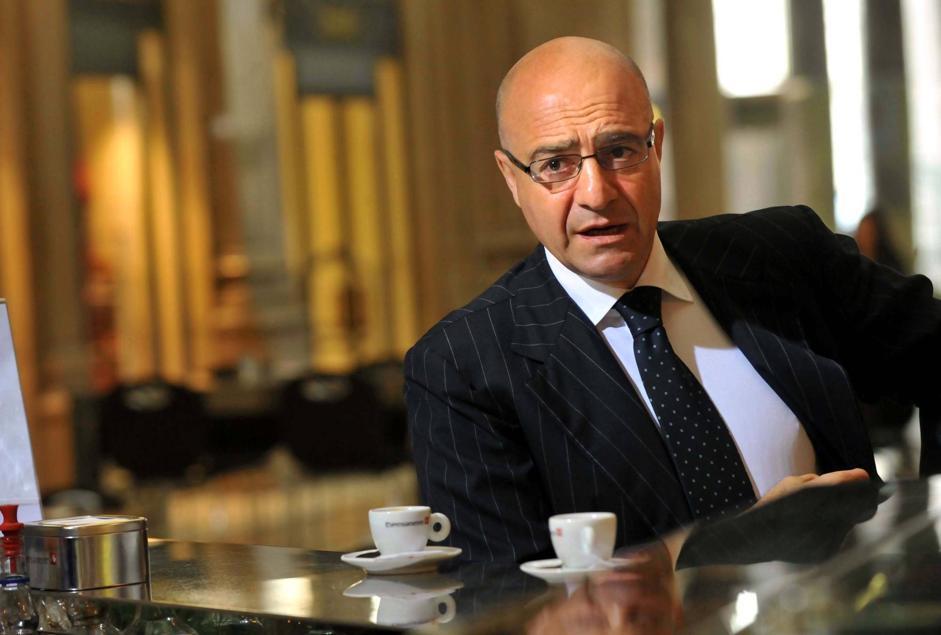 Nicola Latorre, avvocato e senatore del Pd, ex membro delle commissioni Giustizia e Vigilanza Rai, ora presiede la commissione Difesa. È stato eletto alla seconda votazione (Imagoeconomica)