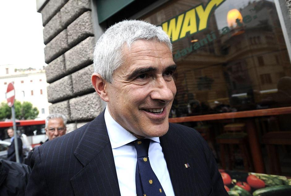 Pierferdinando Casini, ex presidente della Camera dei Deputati, leader dell'Udc, è il nuovo presidente della commissione Esteri del Senato (Benvegnù/Guaitoli)