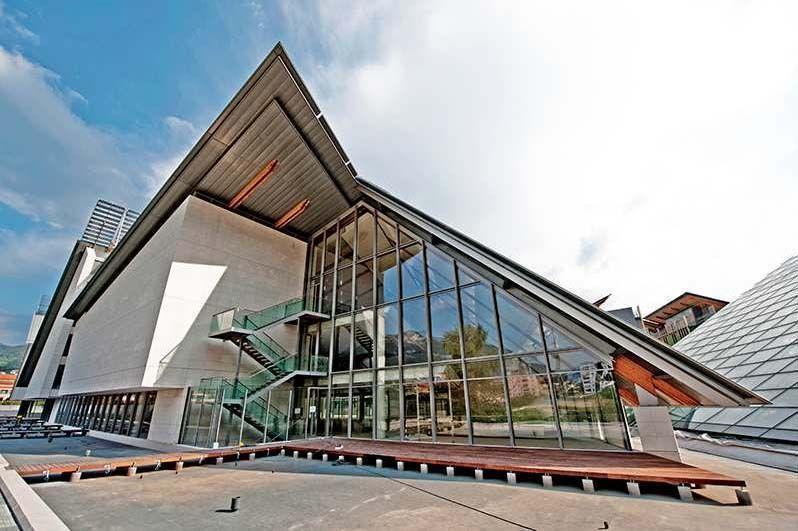Il Muse (Museo delle scienze) di Trento sar� aperto al pubblico dal prossimo luglio