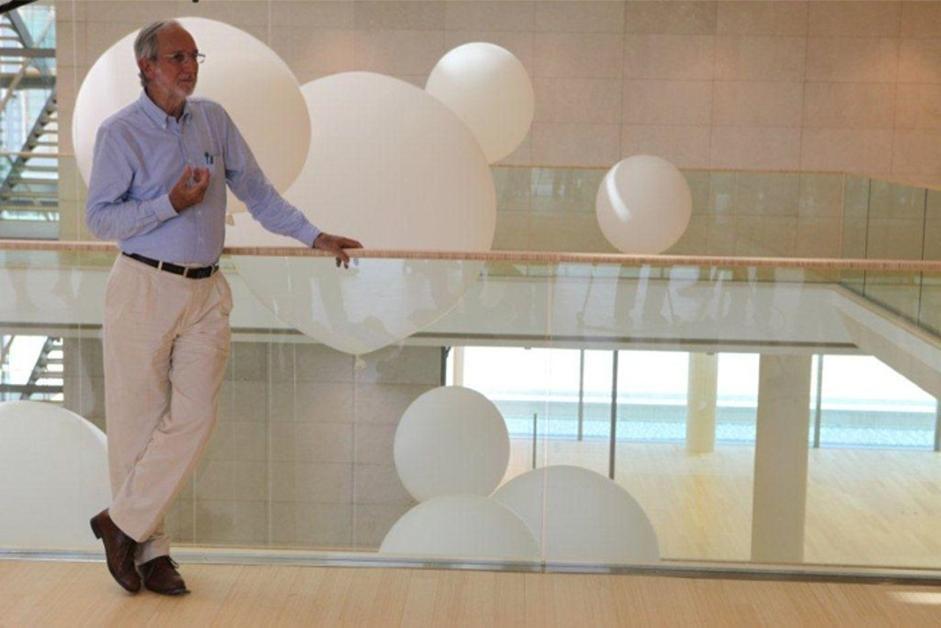 Il museo � stato disegnato da Renzo Piano