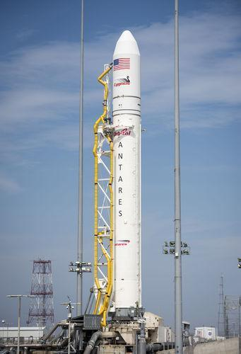 Riuscito il lancio del razzo antares - Immagini stampabili a razzo ...