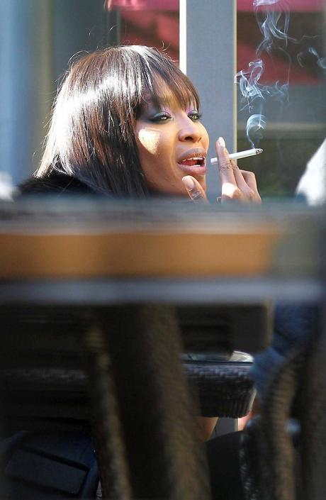 Naomi Campbell (Olycom)