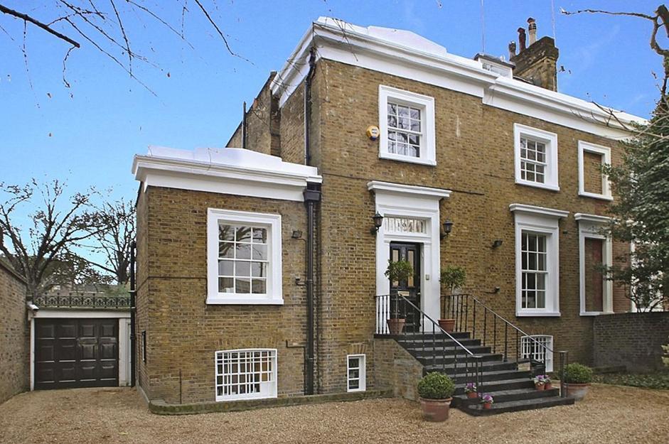 Londra In Vendita La Casa Di Jude Law