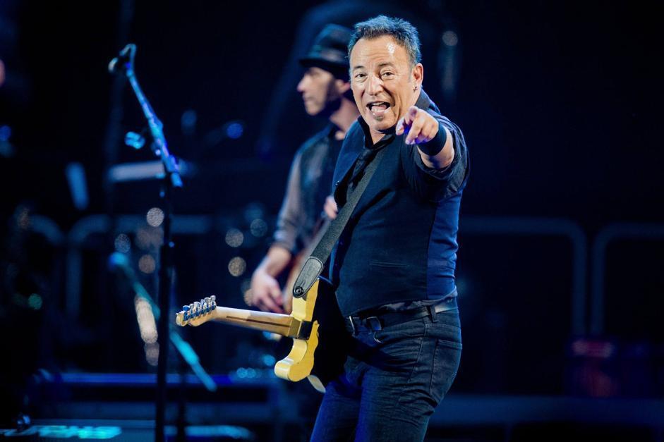 Bruce Springsteen ha aperto la sezione europea del suo tour mondiale a Oslo: a breve arriverà anche in Italia per quattro date (Afp)