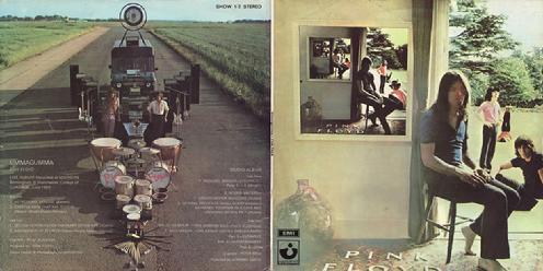 Ummagumma, Pink Floyd (Internet)