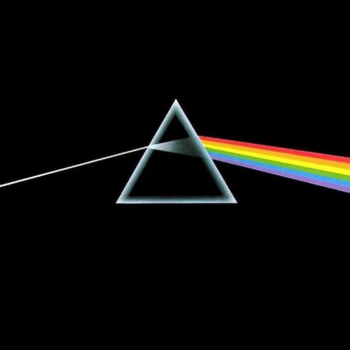 The Dark Side of the Moon, Pink Floyd (Internet)