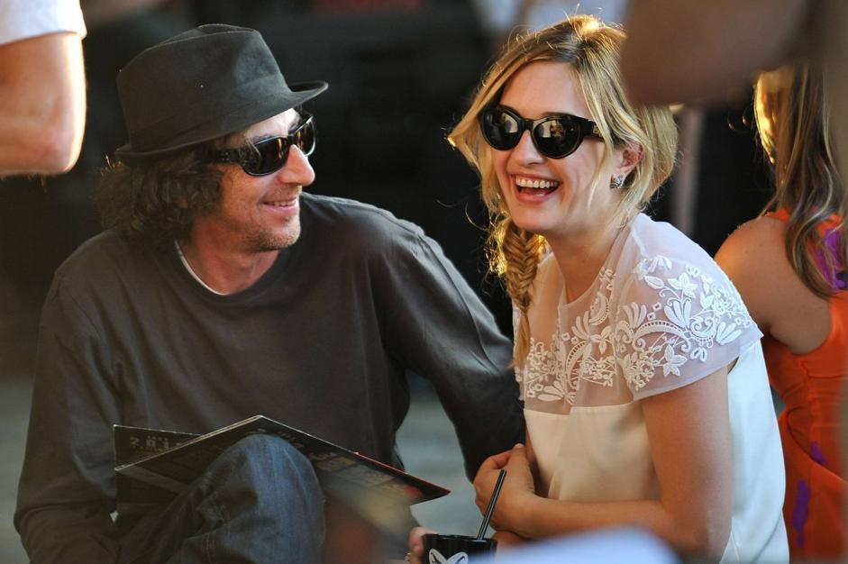 Carolina crescentini col nuovo fidanzato for Suo e suo armadio