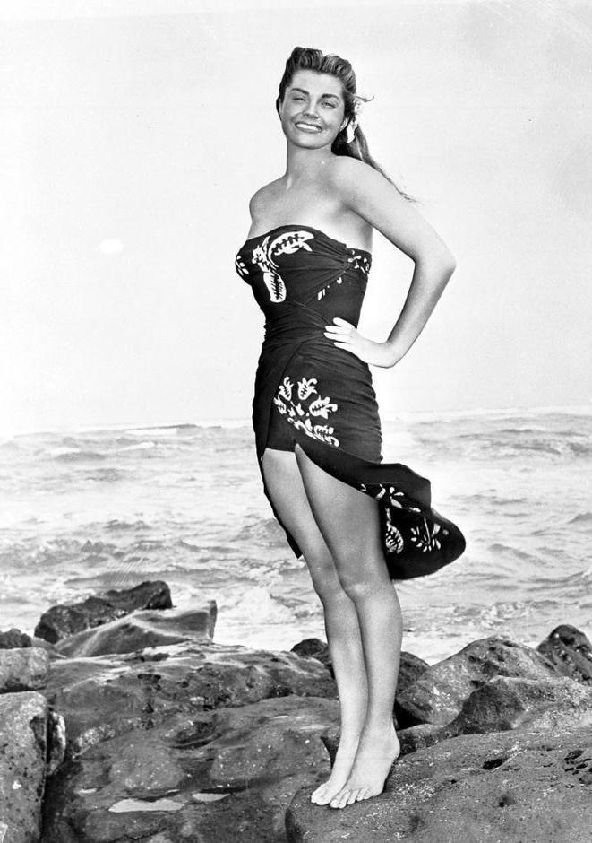 Esther williams lost virginity