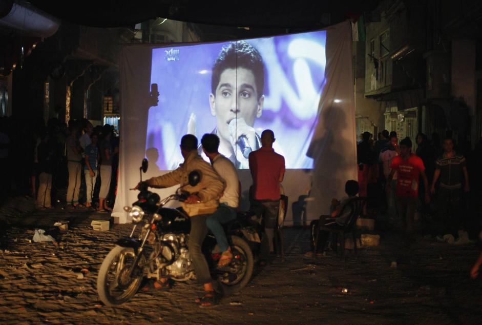 (Reuters/Mustafa)