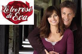 Anna Safroncik e Roberto Farnesi: sono i protagonisti de «Le tre rose di Eva 2» e interpretano i ruoli di Aurora Taviani e Alessandro Monforte