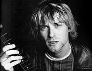 Kurt Cobain rivive in un libro