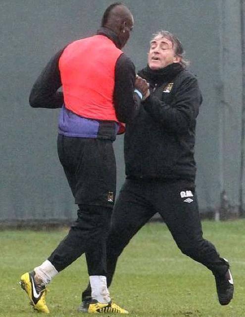 ... Mancini si era detto pronto a offrirgli una nuova occasione(Manchester