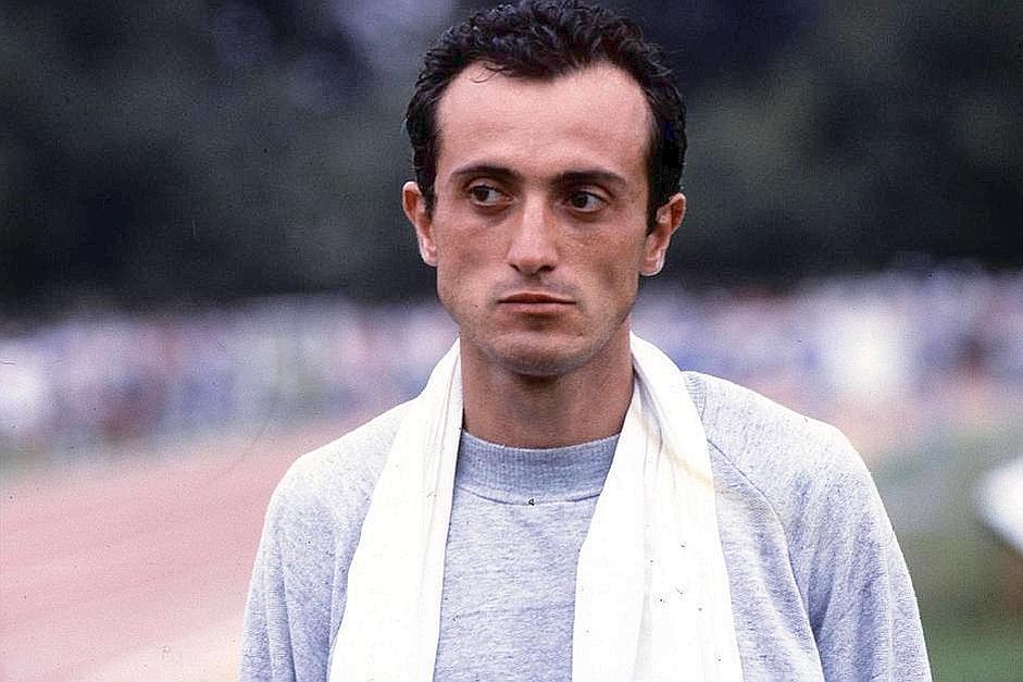 Pietro Mennea in una foto senza data  (Ansa)