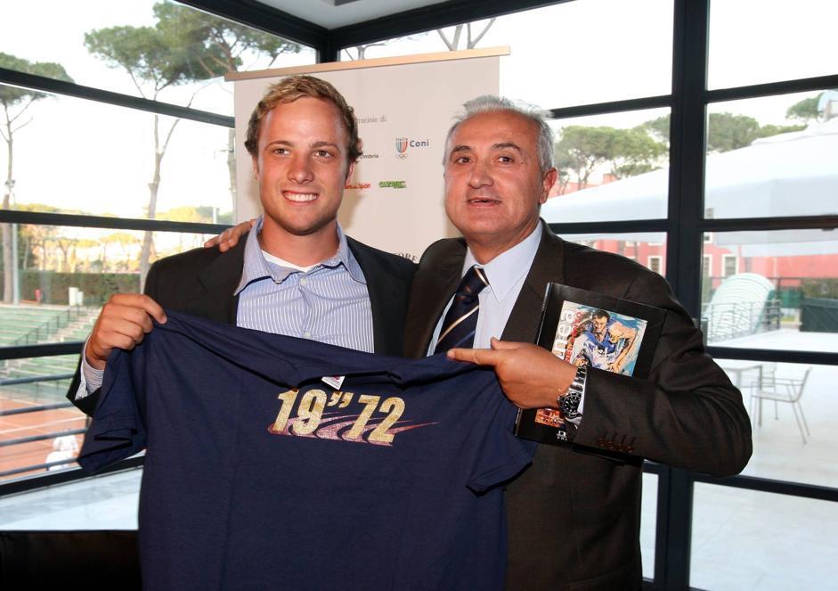 Con Oscar Pistorius (Jpeg)