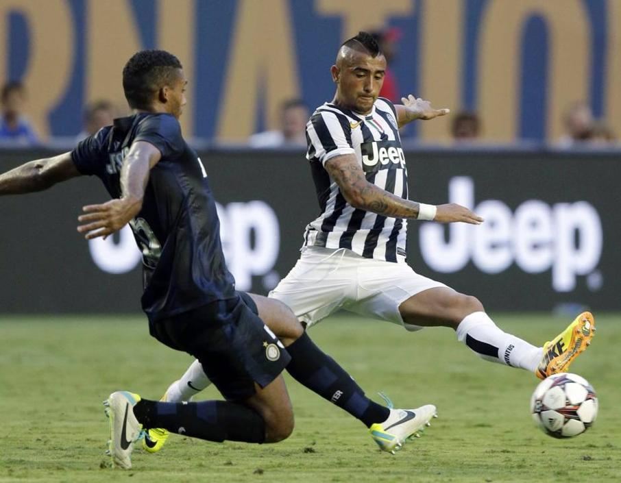 Juan Jesus dreams of becoming Inter captain