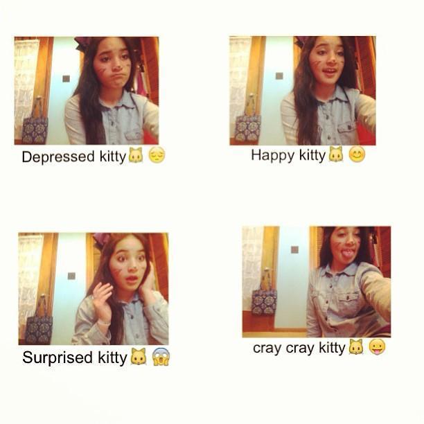 Felice e depressa (da Instagram)
