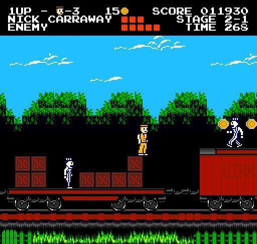 Il Grande Gatsby For Nes